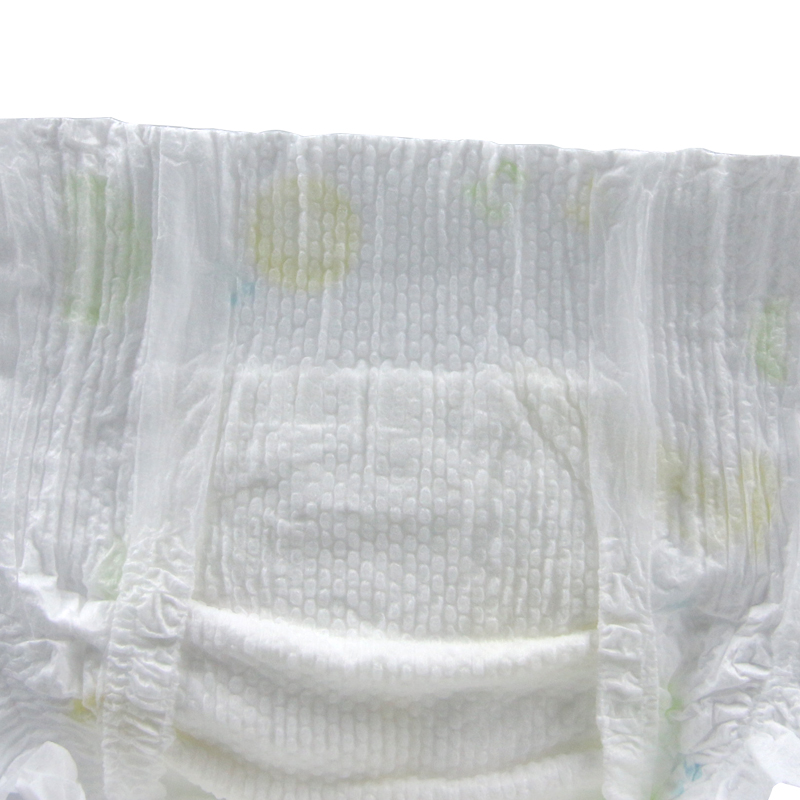 Disposable newborn nappies