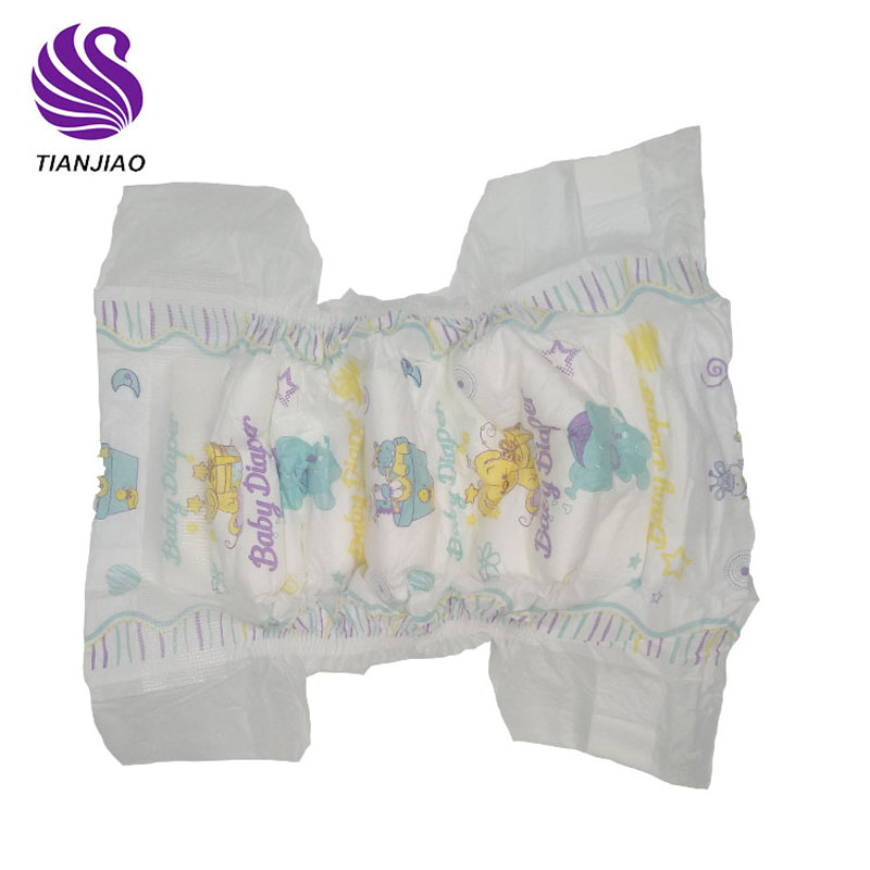 A grade ultra soft diapers